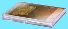 1 ULTRA PRO 15 COUNT CLEAR HINGED CARD STORAGE BOX Case Holder Sports Trading