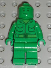 Personnage LEGO TOY STORY green minifig 973px705 / Set 30071 &  7595 Army Men