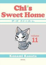 Chi's Sweet Home, volume 11-ExLibrary