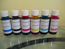 NON OEM Bulk Ink Refill Bottles kit for Epson Artisan 700 710 725 730 CIS CISS