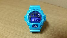 G SHOCK DW6900CB-1 GSHOCK CASIO WATCH  METALLIC SERIES BLUE Limited Edition