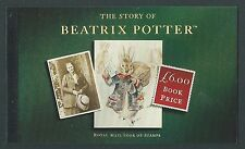 GREAT BRITAIN 1993 BEATRIX POTTER  PRESTIGE BOOKLET UNMOUNTED MINT, MNH
