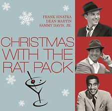 CD ° Christmas with the Rat Pack ° Frank Sinatra / Dean Martin ° NEU & OVP