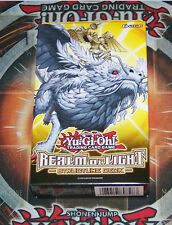 Yu-Gi-Oh Realm of Light Structure Deck Brand New Sealed Lightsworn  Raiden