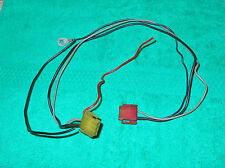 1970 Cougar XR7 Hrdtp Convert Eliminator DASH DISTRIBUTOR MODULATOR WIRING PLUGS