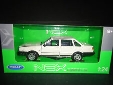 Welly Volkswagen Santana White 1/24