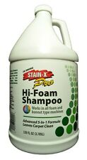 The Original Stain-X Hi Foam Carpet Shampoo 1 gallon CS-8262