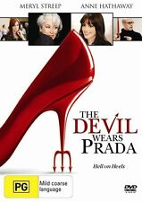 The Devil Wears Prada (DVD), Region 4, Fast & Cheap Post...3994