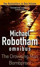 The Drowning Man/Bombproof by Michael Robotham New Paperback Book