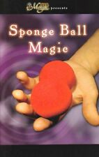 Spongeball Magic Booklet - Beginner To Pro Routines - Magic Trick Book