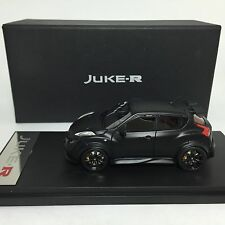 1/43 Mark Nissan JUKE-R 2013 Matt Black NISMO Ltd edition