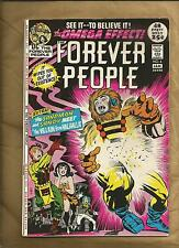 Forever People 6 1972 fn/vfn Jack Kirby DC Comics US comics golden age Sandman