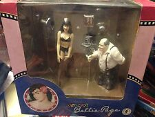 Photo BETTIE PAGE Photographer FIGURE DIORAMA Statue/Figure Dark Horse & Coaster