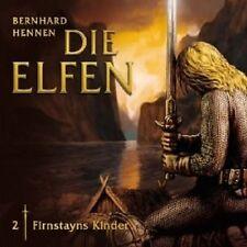 DIE ELFEN - 02: FIRNSTAYNS KINDER  CD HÖRSPIEL NEU