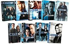 CSI NY Crime Scene Investigation Complete TV Series Seasons 1-9 Box / DVD Set(s)