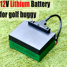 Top Quality 12V 16Ah Lithium Battery For Electric Motorised Golf Buggy Trolley