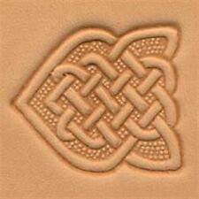 8491 Knotted-Arrow Craftool 3-D Stamp Tandy Leather 88491-00