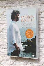 Andrea Bocelli: Tuscan Skies (DVD), All Region, Like new (Disc: NEW), Free post
