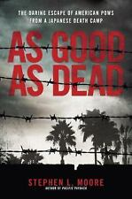 As Good As Dead : The True WWII Story of Eleven American POWs Who Escaped...