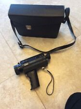 Montgomery Ward 751 XL Low Light Zoom Lens With Case Camera Antique