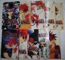 FUMETTI MANGA-DN DNA ANGEL 1,2,3,4,5,6,7,8,9,10 saint tail,shadow lady,kaito kid