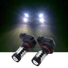 2x 80W 9006 3030 HB4 LED Bulb 16 SMD Car Fog Light 850lm 6000K DRL Head Lamp fe#