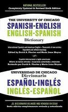 The University of Chicago Spanish-English Dictionary, 6th Edition - Acceptable
