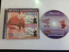 Benny Goodman In Brussels, Vol. 1in Brussels, Vol. 2 1958  Live CD