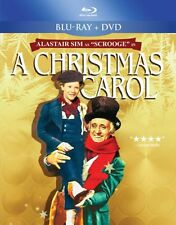 A CHRISTMAS CAROL (1951 Alastair Sim) B&W)  Blu Ray - Sealed Region free for UK