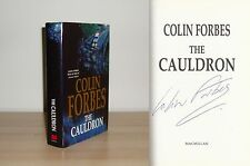 Colin Forbes - The Cauldron - Signed - 1st/1st
