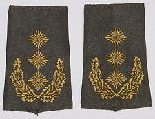 Dienstgradabzeichen Rangschlaufen, Generalleutnant oliv .......D7228