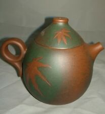 Grande belle chinoise yixing clay théière-seal mark sur base