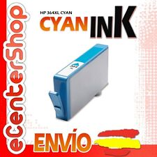 Cartucho Tinta Cyan / Azul NON-OEM HP 364XL - Officejet 4620