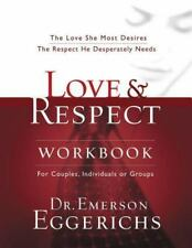 Love & Respect Workbook, Emerson Eggerichs, Acceptable Book