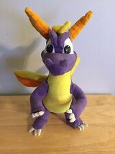 "Vintage SPYRO THE DRAGON plush stuffed animal 11"" Playstation 2001 Play by Play"