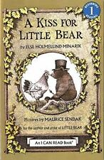 A Kiss for Little Bear An I Can Read Book