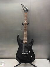 JACKSON DINKY 6 STRING BLACK ELECTRIC GUITAR