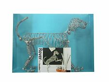 Design Ideas ROVER the Doodles Dog SS Wire Sculpture 3109112 fully adjustable