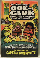 Adventures of OOK and GLUK Kung-fu Cavemen from the Future,HC, George Beard
