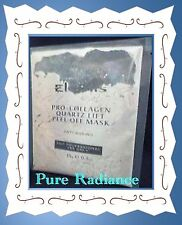 NEW!! ELEMIS PRO-COLLAGEN QUARTZ LIFT PEEL OFF MASK PROFESSIONAL 1 x 15g!!