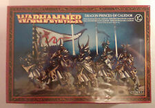 High Elf DRAGON Princes di Caledor, WARHAMMER FANTASY BATTLES, - NUOVO NELLA SCATOLA