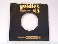 4-GOLDIES 45  COMPANY 45's SLEEVES  LOT # A-713