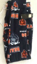 Chicago Bears Blue Orange White Long Sweat Casual Relaxing Pants Sleepware Team