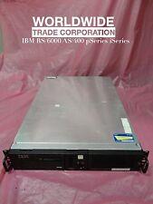IBM 7046-B50 375MHz , 1GB Memory , 73.4GB Disk Drive Rails CD/Rom pSeries