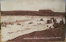 Irish Postcard BUNDORAN Great Northern Hotel Strand DONEGAL Ireland CTC Series B
