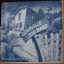 GOURVILLE JUG BAND PELOUSE INTERDITE FRENCH LP 1983