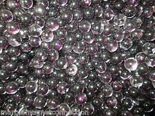 "MARBLE BULK LOT 2 POUND 5/8"" AMETHYST CATS EYE MARBLE KING MARBLES FREE SHIPPING"