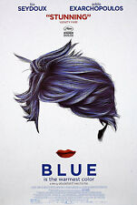 Blue Is the Warmest Color 2013 Original USA One Sheet Movie Poster