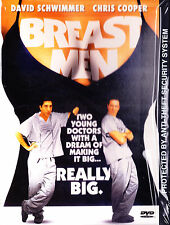 Breast Men (DVD, 2001) NEW