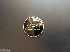 ABT STEERING WHEEL EMBLEM VW GOLF GTI, JETTA, CADDY, POLO, PASSAT, BMW NEW!!!!